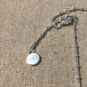 Stella & Dot Jewelry - Stella & Dot Pavé Arabesque necklace